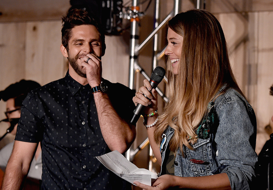 Thomas Rhett and Wife Lauren Go All Out for Christmas 'Like the Griswolds'