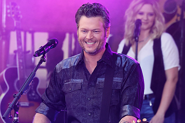 Blake Shelton People's Choice Performer