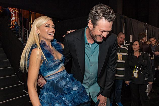 Gwen Stefani Blake Shelton PCAs