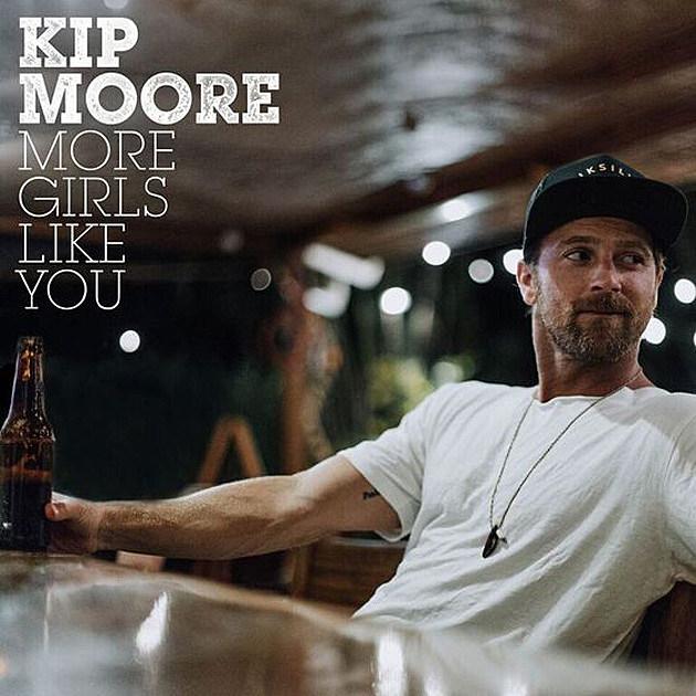 Kip Moore More Like You Cover Art