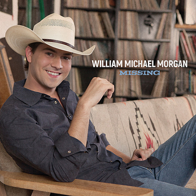 William Michael Morgan Missing Cover Art