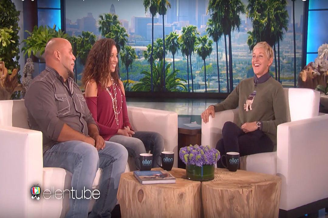 Tennessee Whiskey Dad Kris Jones Debus On Ellen Watch