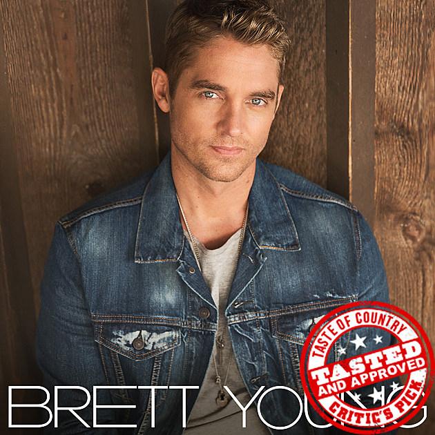 Brett Young Album Art