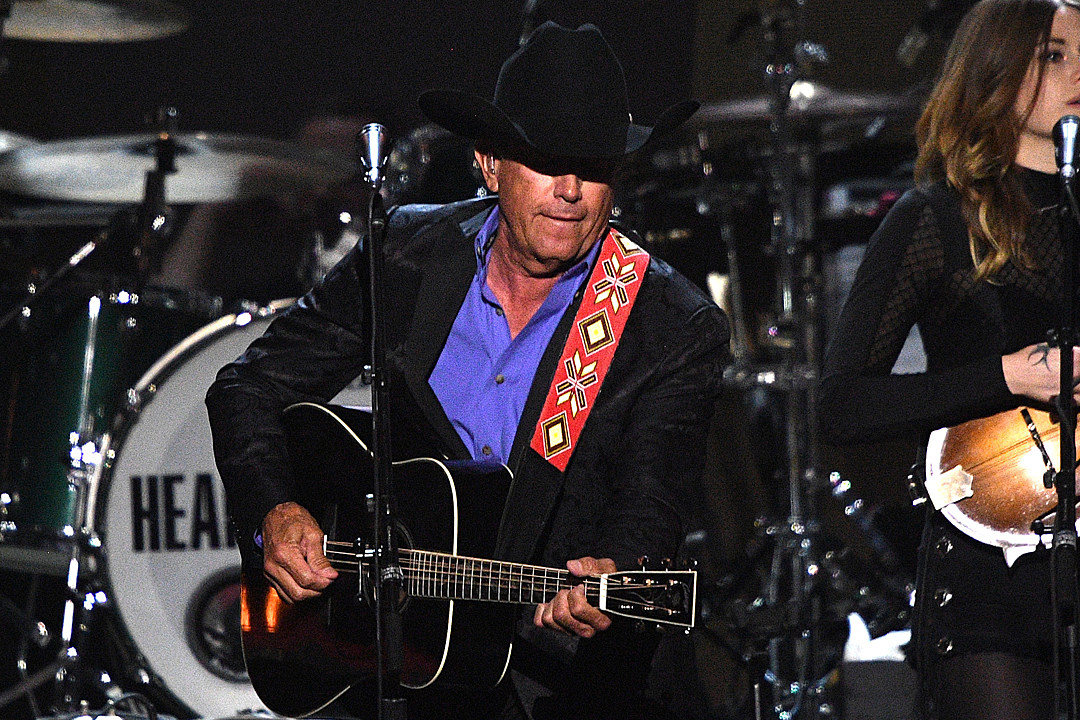 George Strait Passed on 'Tennessee Whiskey' and We're Mad About It