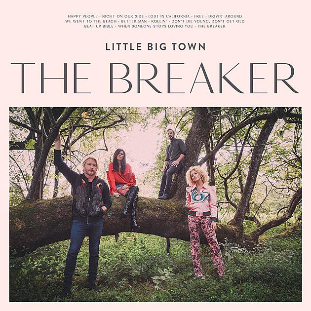 The Breaker Album Art