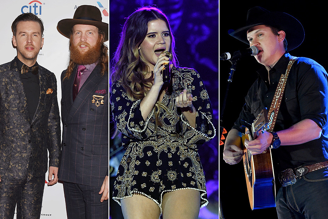 Brothers Osborne, Maren Morris, & Jon Pardi Win First Round Of ACM Awards