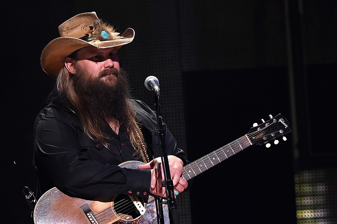 Chris Stapleton postpones Riverbend show