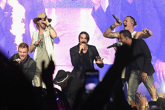FGL Backstreet Boys Tour