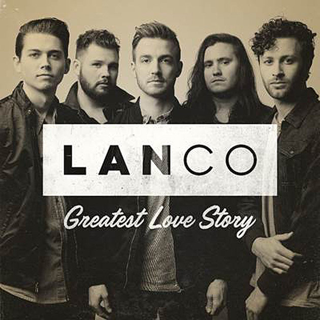 Greatest Love Story Cover Art
