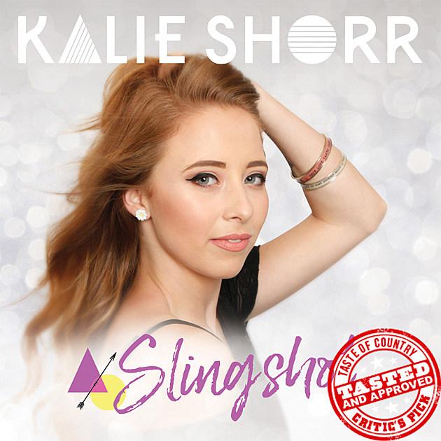 Kalie Shorr EP Slingshot Cover