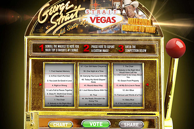 Strait to Vegas App