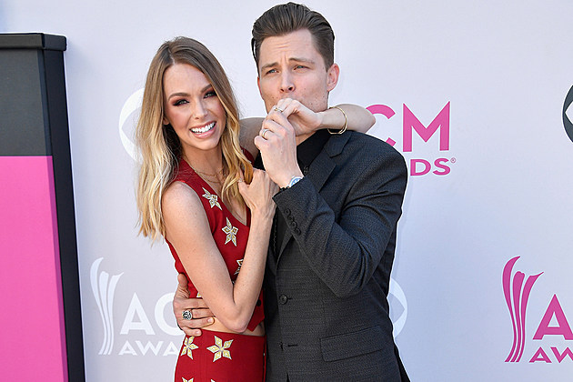 Christina Murphy frankie ballard shares sweet proposal story
