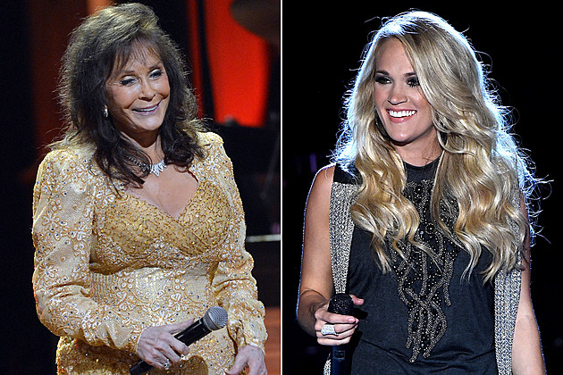 loretta lynn carrie underwood happy birthday