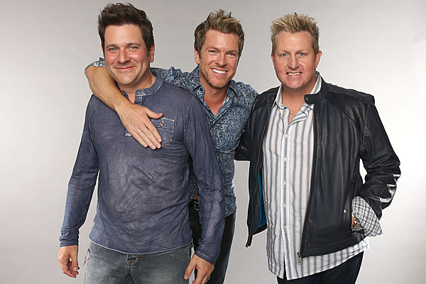 Rascal Flatts Join Brennley Brown on 'The Voice' Finale