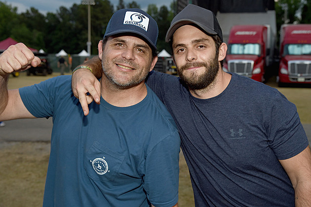 thomas-rhett-rhett-akins-gender-adopted-child Rock The South Festival - Day 1