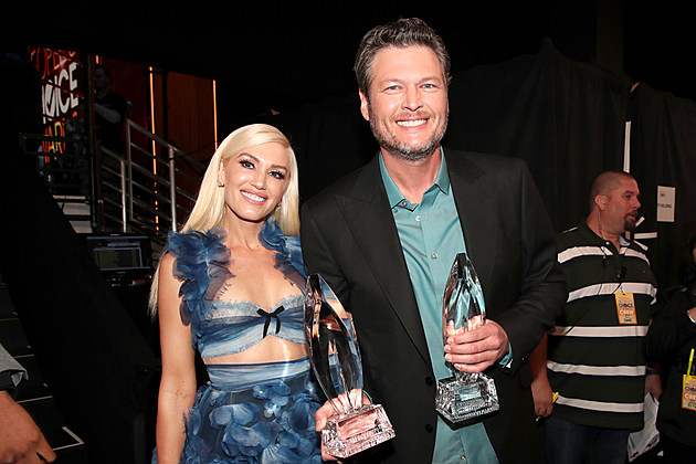 Focus on Blake and Gwen's Relationship Hasn't Worn Off, He Says