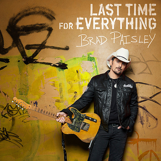 Last Time for Everything Cover Art