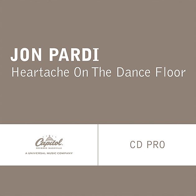 Jon Pardi Song Party on the Dance Floor