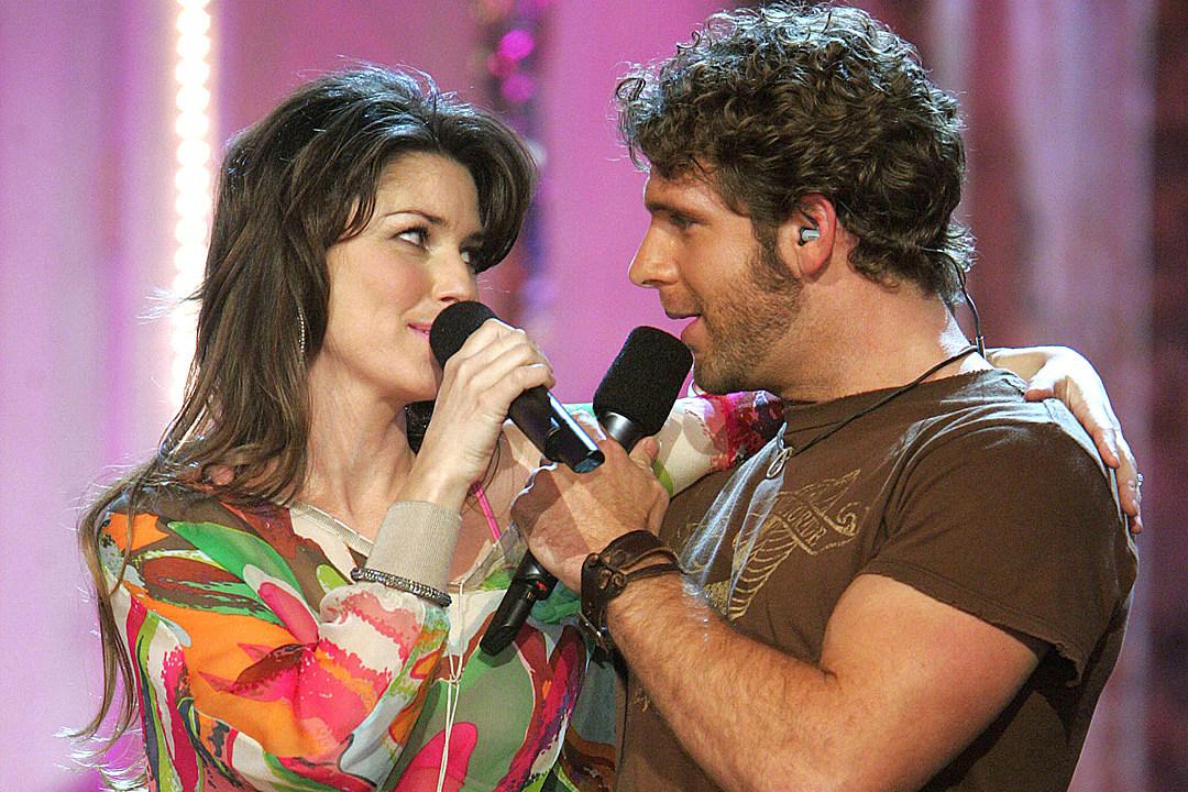 Shania Twain Billy Currington Party for Two