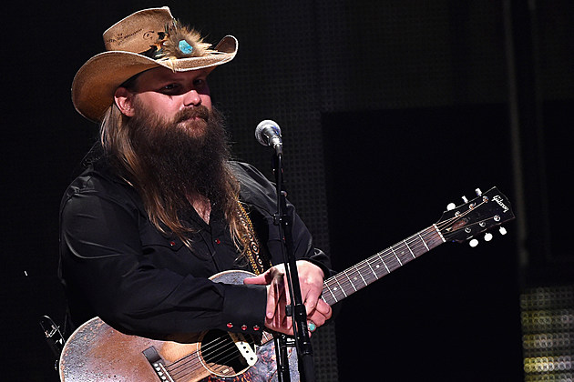 chris stapleton new music 2017