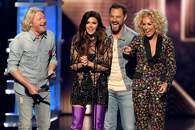 little big town happy people lyrics