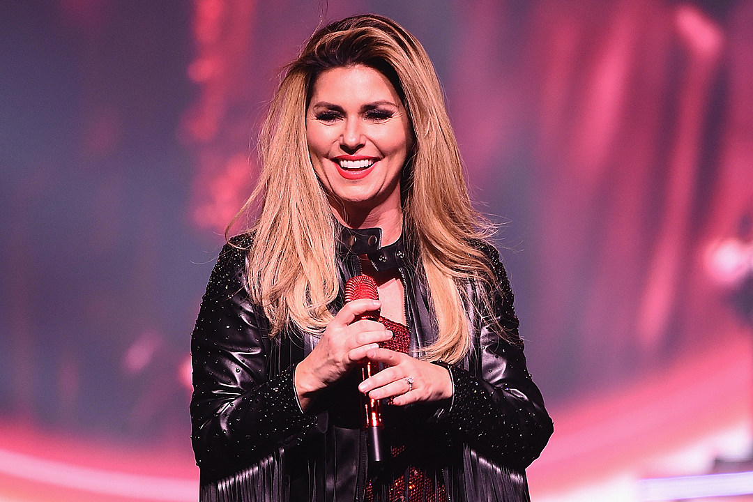 Shania Twain to serve as