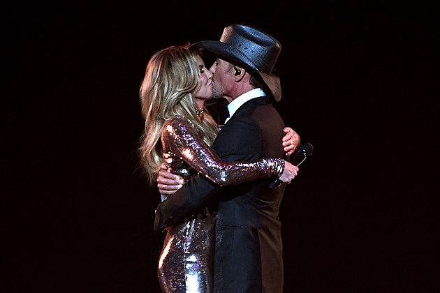 Tim Mcgraw And Faith Hill Share Key To A Strong Marriage