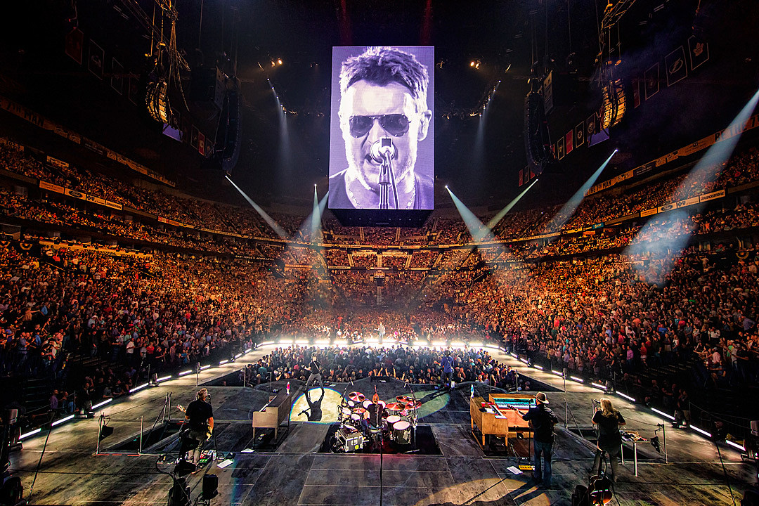 Review: Eric Church Breaks Record, Rules in Nashville With Relentless Three-Hour Concert