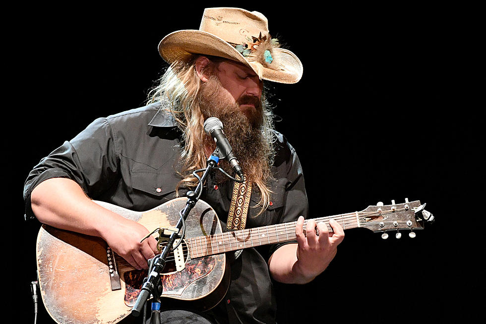 Chris Stapleton Debuts New Song Trying To Untangle My Mind