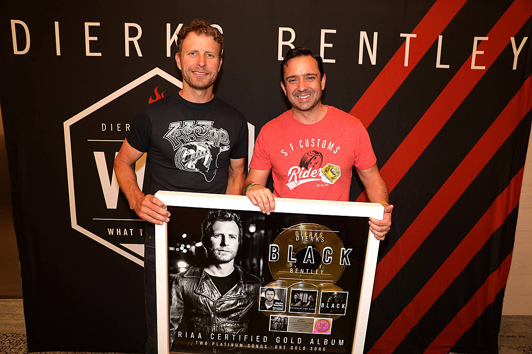 dierks bentley s black turns to gold. Cars Review. Best American Auto & Cars Review