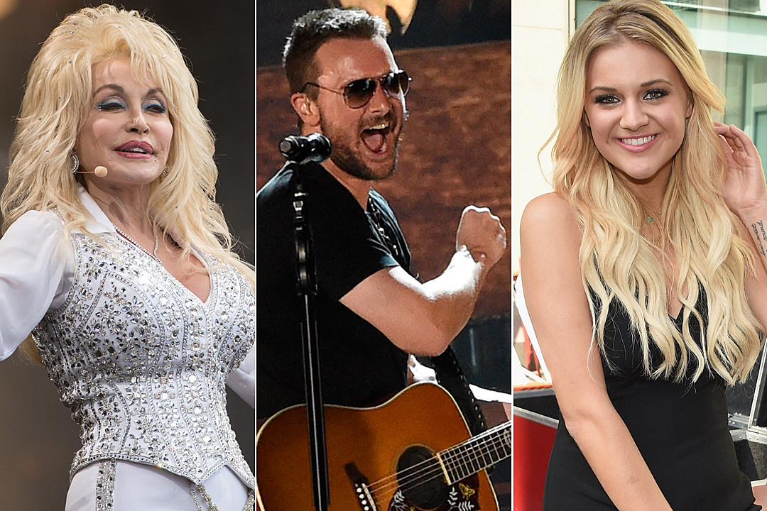 Country stars to be honored in ACM TV special