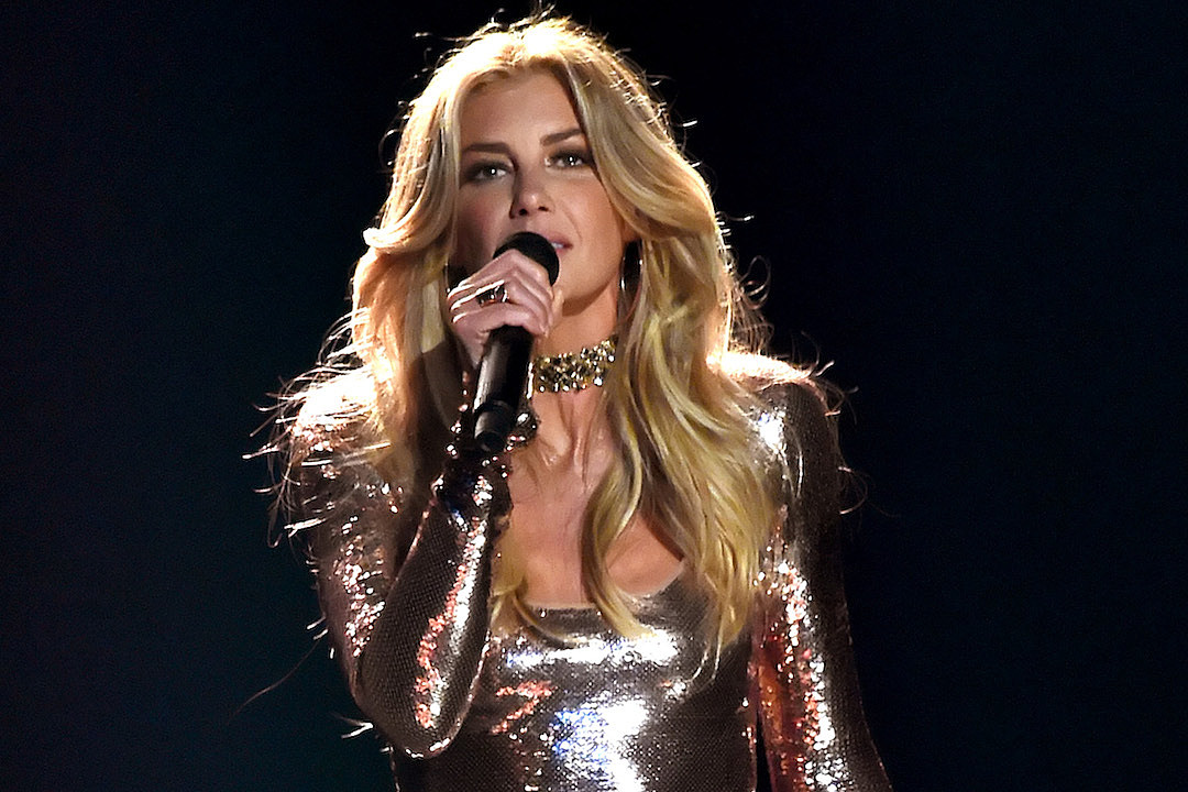 Faith Hill Placed on Vocal Rest, Cancels Concert