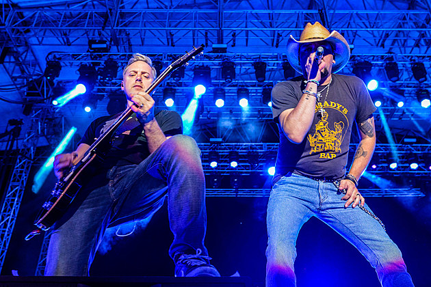 Aldean at Country Jam
