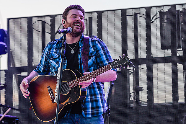 Chris Young Country Jam 2017