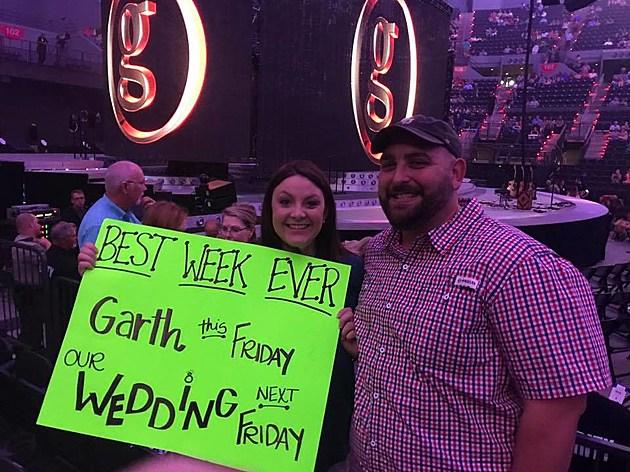garth brooks wedding gifts fans
