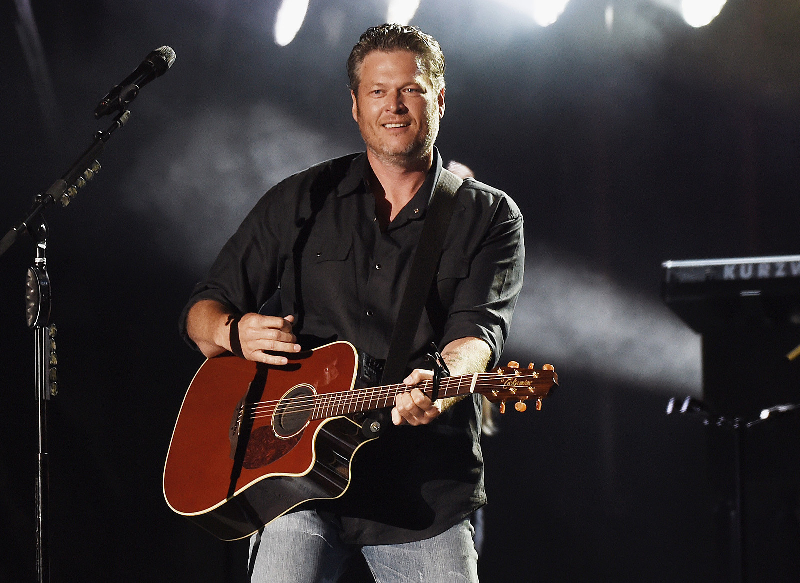 Get in to win blake shelton in lubbock tickets right now kristyandbryce Image collections