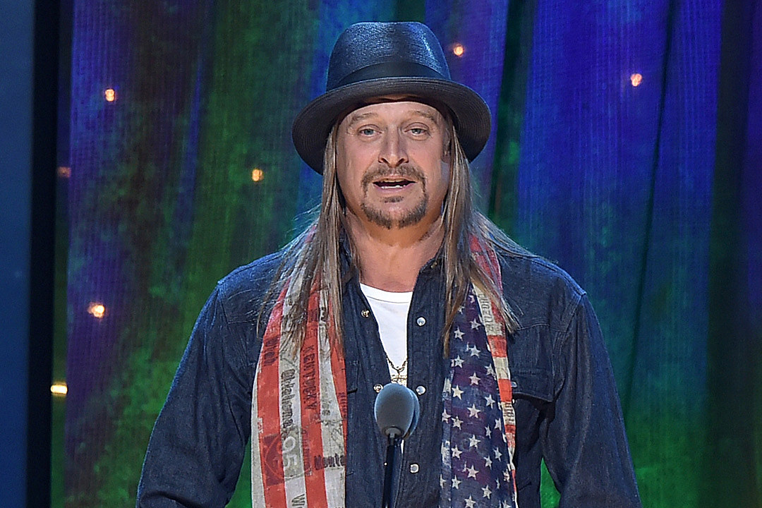 Kid Rock running for Senate