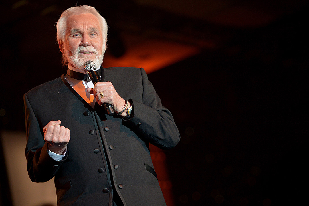 Kenny Rogers Announces All-Star Farewell Concert Details