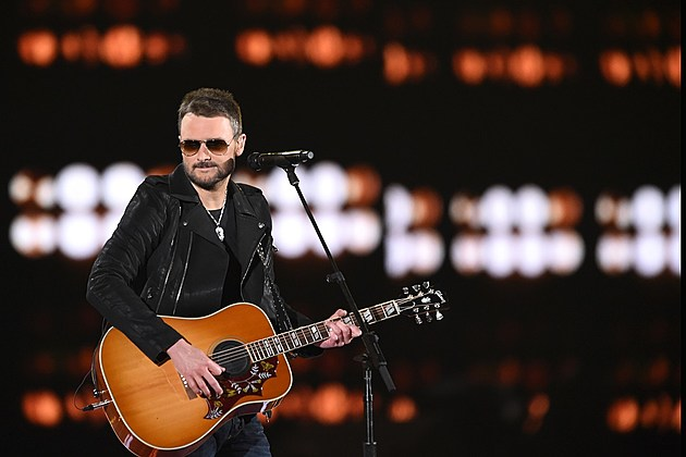 Eric Church is Taking a Break