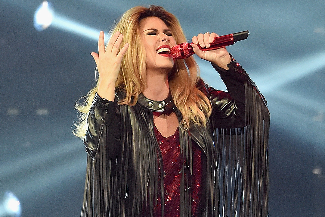 Shania Twain lines up concert at Little Caesars Arena