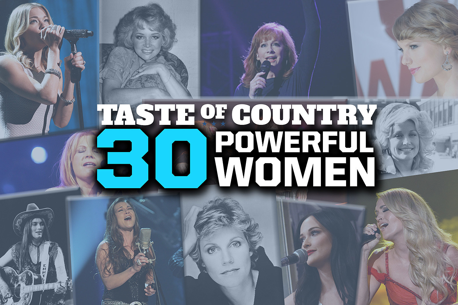 Sound Off: Who Is Country Music's Most Powerful Woman of All Time?