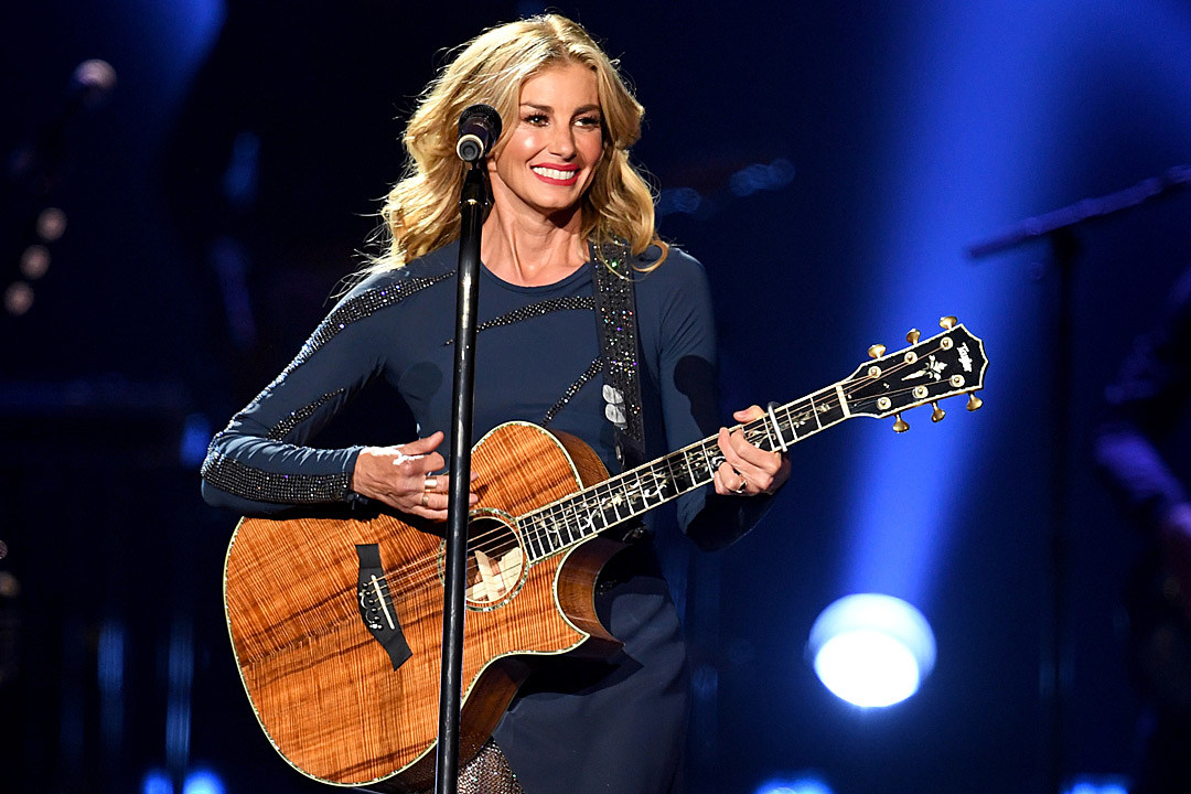 Faith Hill + 10 More Country Singers That Can't Possibly Be 50 Years Old [Pictures]
