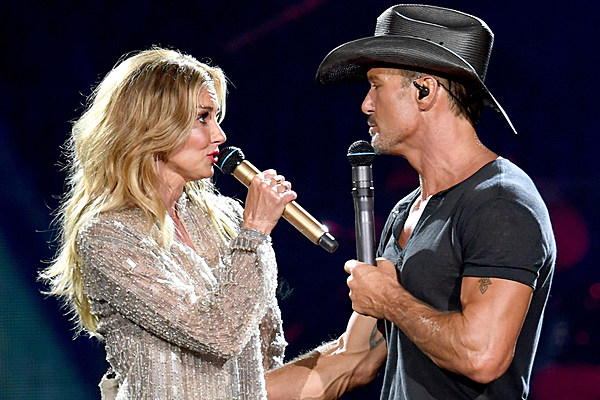 Sound Off: Tim McGraw, Faith Hill, \'The Rest of Our Life\'