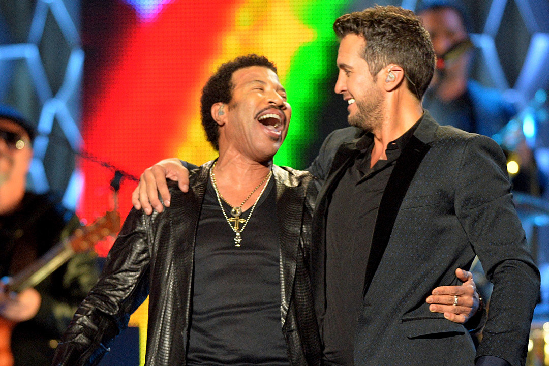 'American Idol' Judges Luke Bryan and Lionel Richie Have a Mutual Appreciation Society
