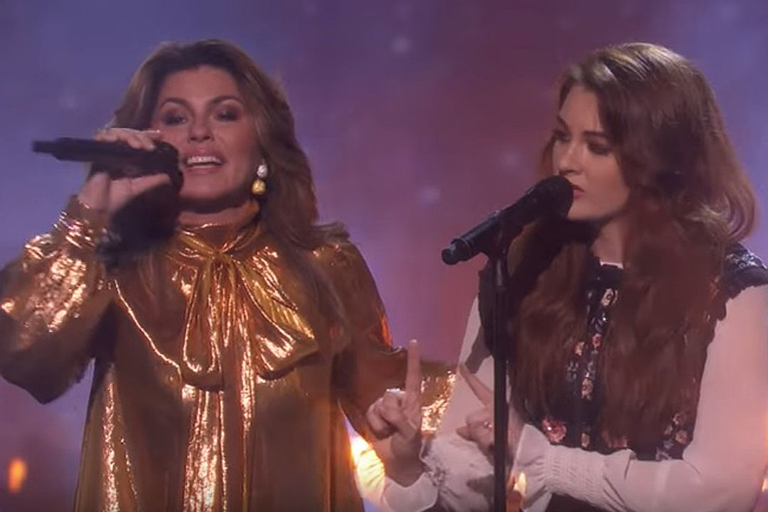 Shania Twain Performs Classic Hit With Deaf 'America's Got Talent' Singer [Watch]