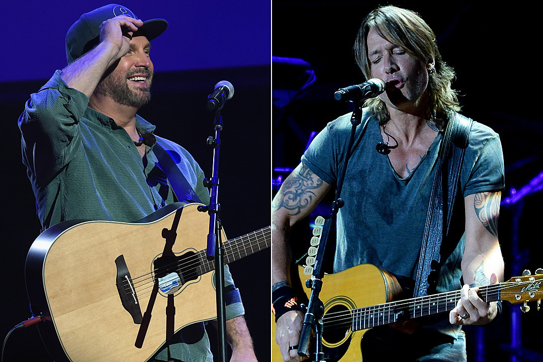 Garth Brooks Keith Urban
