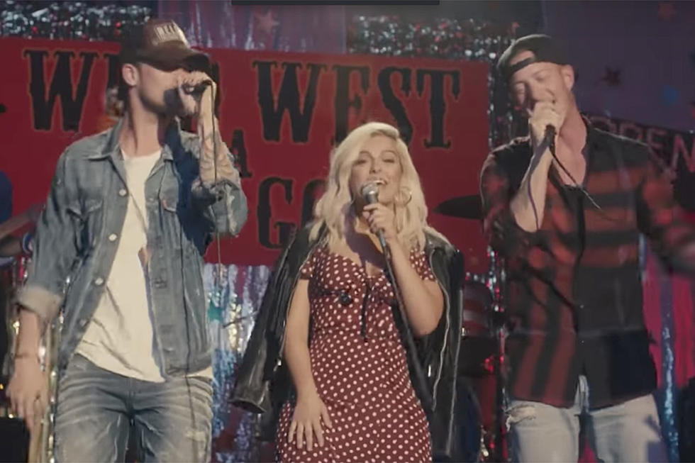 Fgl meet bebe rexha in a diner in meant to be video florida georgia line meet bebe rexha in a diner in this video and its meant to be m4hsunfo