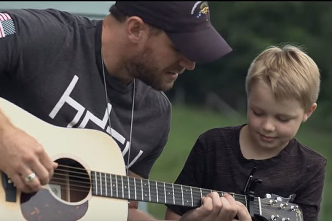 Chase Rices Three Chords The Truth Video Stars Special Kid