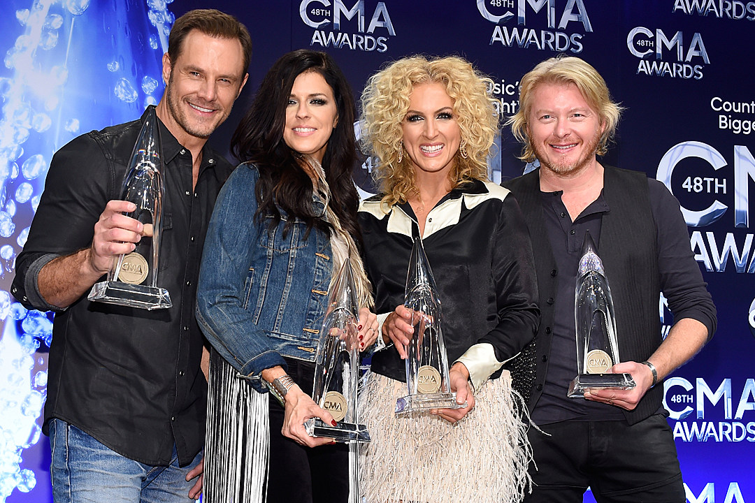5 Reasons 'Better Man' Deserves to Win Song of the Year at the 2017 CMA Awards