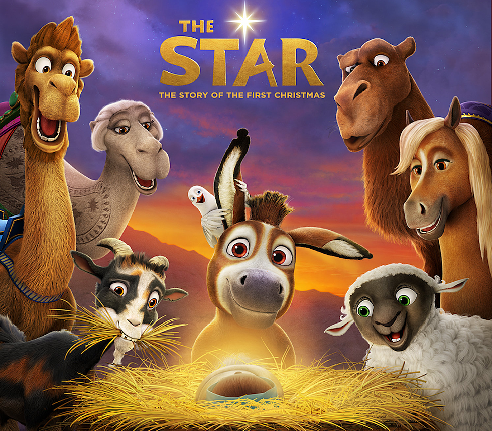 animated christmas movie the star features songs from kelsea ballerini jake owen more - Christmas Movie Songs